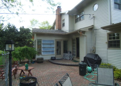 Addition Exterior Before